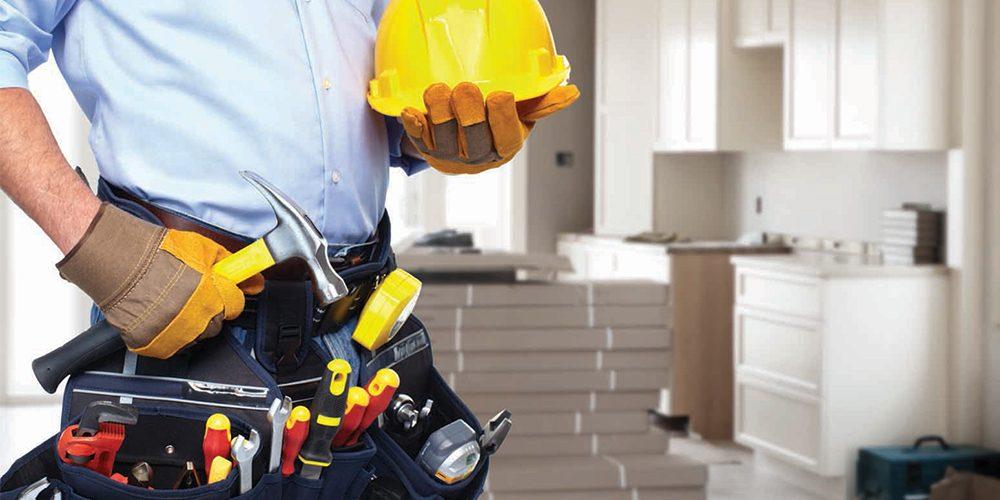 Man-doing-handyman-work